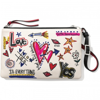 Gotta Have Heart Cross Body Pouch