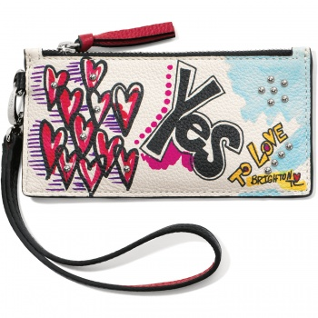Yes to Love Card Pouch