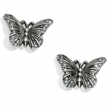 Solstice Solstice Butterfly Post Earrings