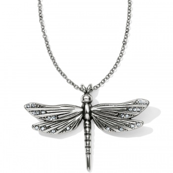 Solstice Dragonfly Necklace