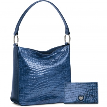 Cher Blue Handbag Gift Set
