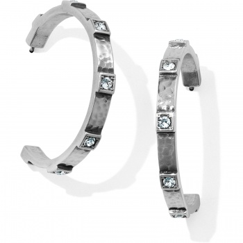 Meridian Meridian Zenith Station Hoop Earrings