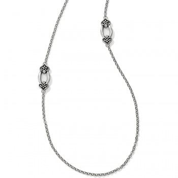 Alcazar Alcazar Orbit Long Necklace