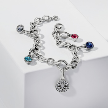 Bright Star Amulet Bracelet Set