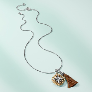 Divine Guidance Amulet Necklace