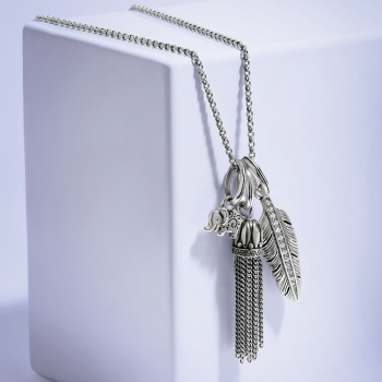 Born to Soar Amulet Necklace