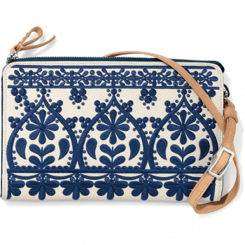 CASABLANCA JEWEL Casablanca Jewel Embroidered Pouch