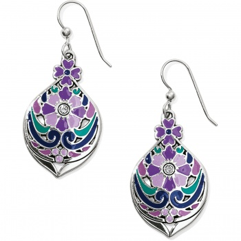Casablanca Jewel French Wire Earrings