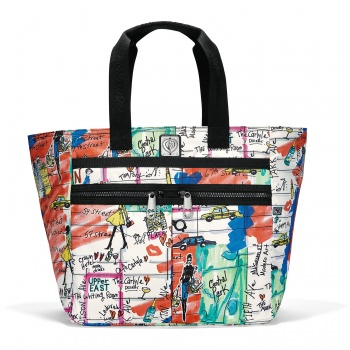 Fashionista Lock It Super Tote