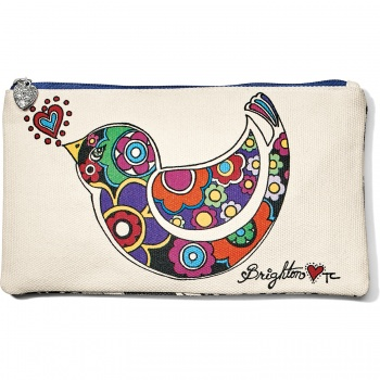 Love Groove Large Pouch