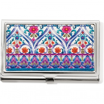 Casablanca Jewel Card Case