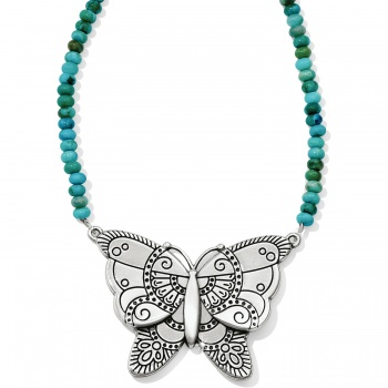 Marrakesh Marrakesh Oasis Butterfly Necklace