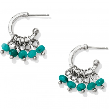 Marrakesh Oasis Mini Hoop Earrings