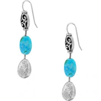 Mediterranean Mediterranean French Wire Earrings