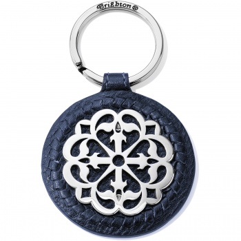 Ferrara Leather Key Fob