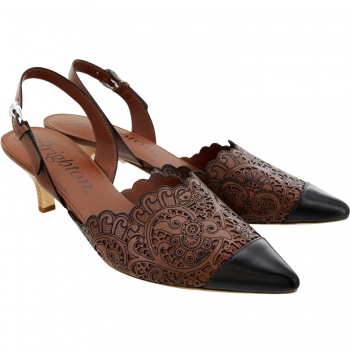 CLEMENTINE Fancy Closed Toe Dress Shoes