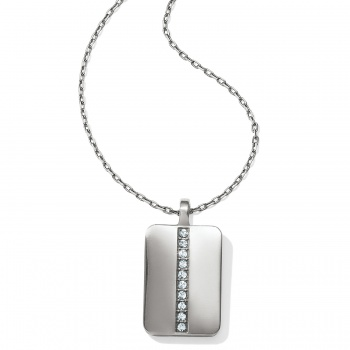 Contempo Ice Reversible Tile Necklace