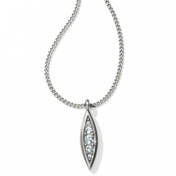 Contempo Contempo Ice Reversible Petite Necklace