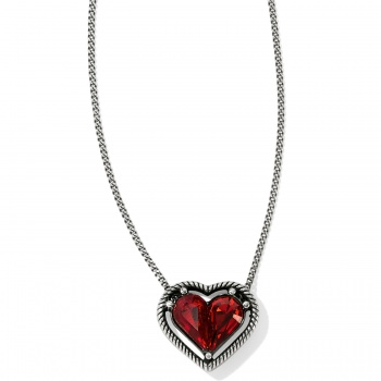 One Love One Love Petite Heart Necklace