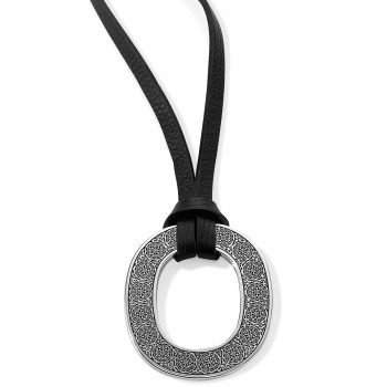 Ferrara Leather Necklace