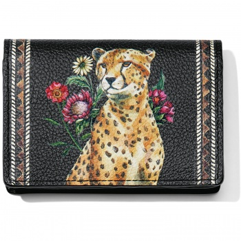 AFRICA STORIES BY BRIGHTON Africa Stories Duma Card Case