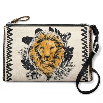 Africa Luki Lion Cross Body