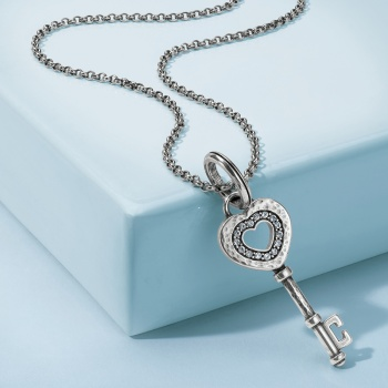 Amorette Key Amulet Necklace Gift Set