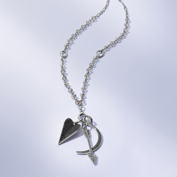 Shoot For The Moon Amulet Necklace Gift Set
