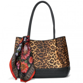 Ayanna Scarf Tote