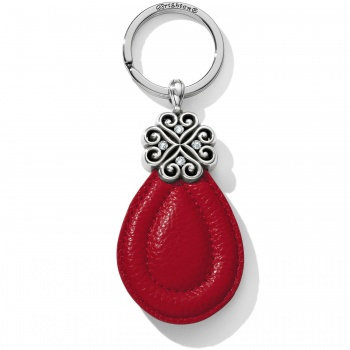 Alcazar Leather Key Fob