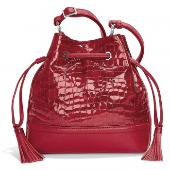 Cher Christa Small Bucket Bag