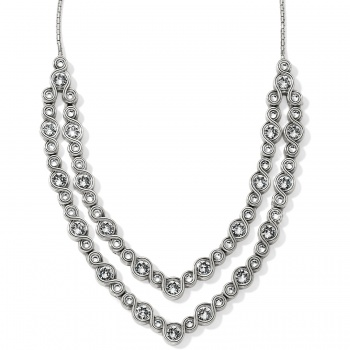 Infinity Sparkle Infinity Sparkle Collar Necklace