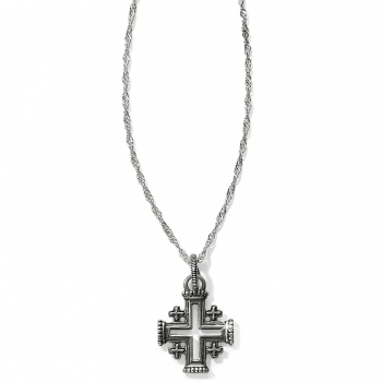 Crosses of the World Jerusalem Cross Necklace