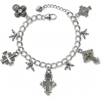 Crosses Of The World Bracelet