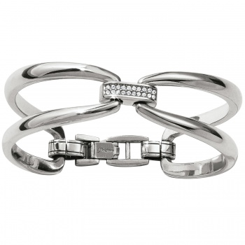 Meridian Meridian Swing Duet Hinged Bangle
