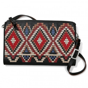 Masai Embroidered Pouch