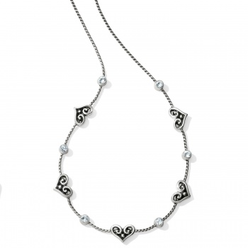 Alcazar Princess Short Necklace