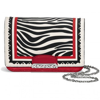 Z Stripe Red Ginger Snappy Minibag Gift Set