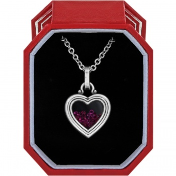Pure Love Mini Heart Necklace Gift Box