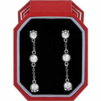 Bilbao Mist Post Drop Earrings Gift Box