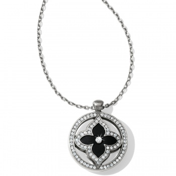 Toledo Alto Noir Pendant Necklace