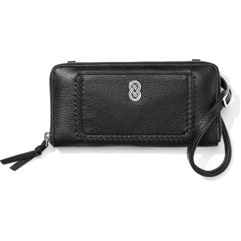 Interlok Large Zip Wallet