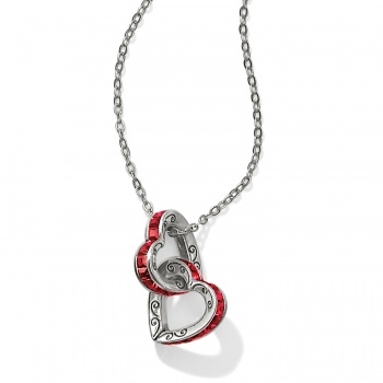 Spectrum Petite Heart Necklace