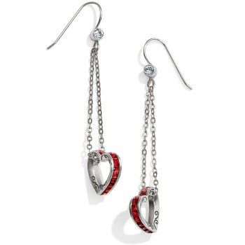 Spectrum Spectrum Petite Heart French Wire Earrings