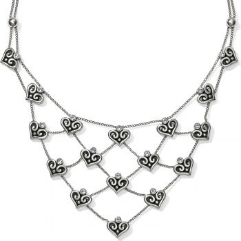 Alcazar Alcazar Princess Statement Necklace