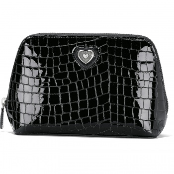 Bellissimo Heart Large Cosmetic Pouch