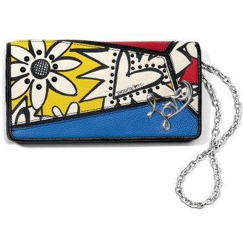 Crazy Love Bright Rockmore Wallet