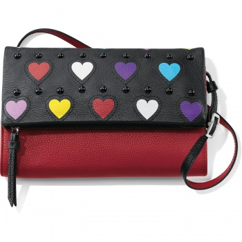 Fashionista Crazy Love Bright Flap Organizer