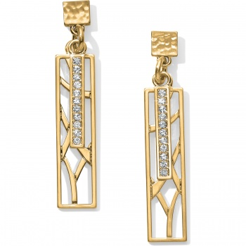 Meridian Zenith Long Post Drop Earrings