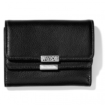 Barbados Barbados Double Flap Medium Wallet